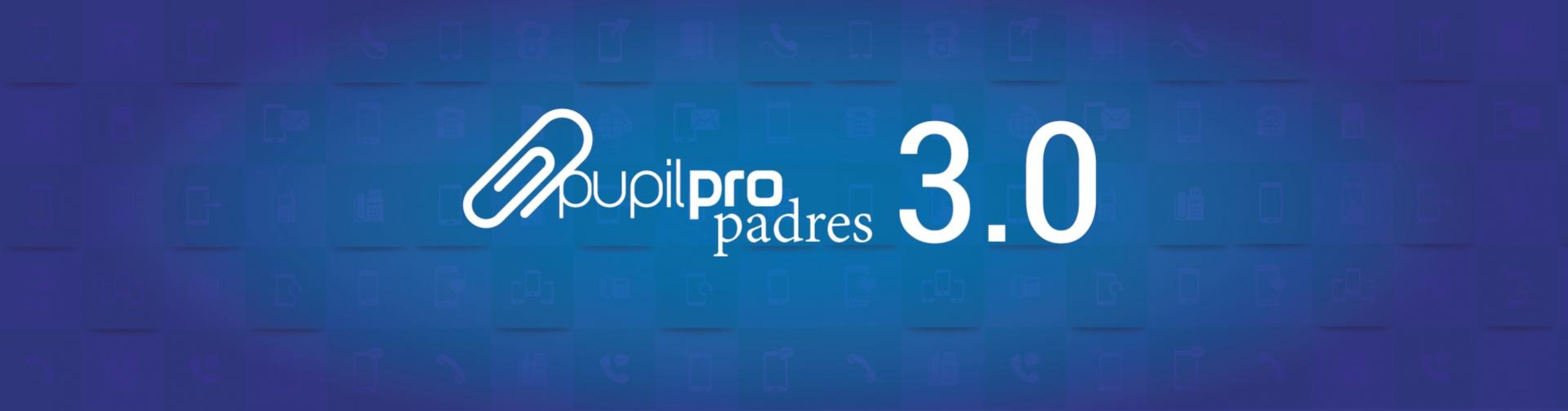 Disponible al versión 3.0 de la aplicación Pupipro Padres