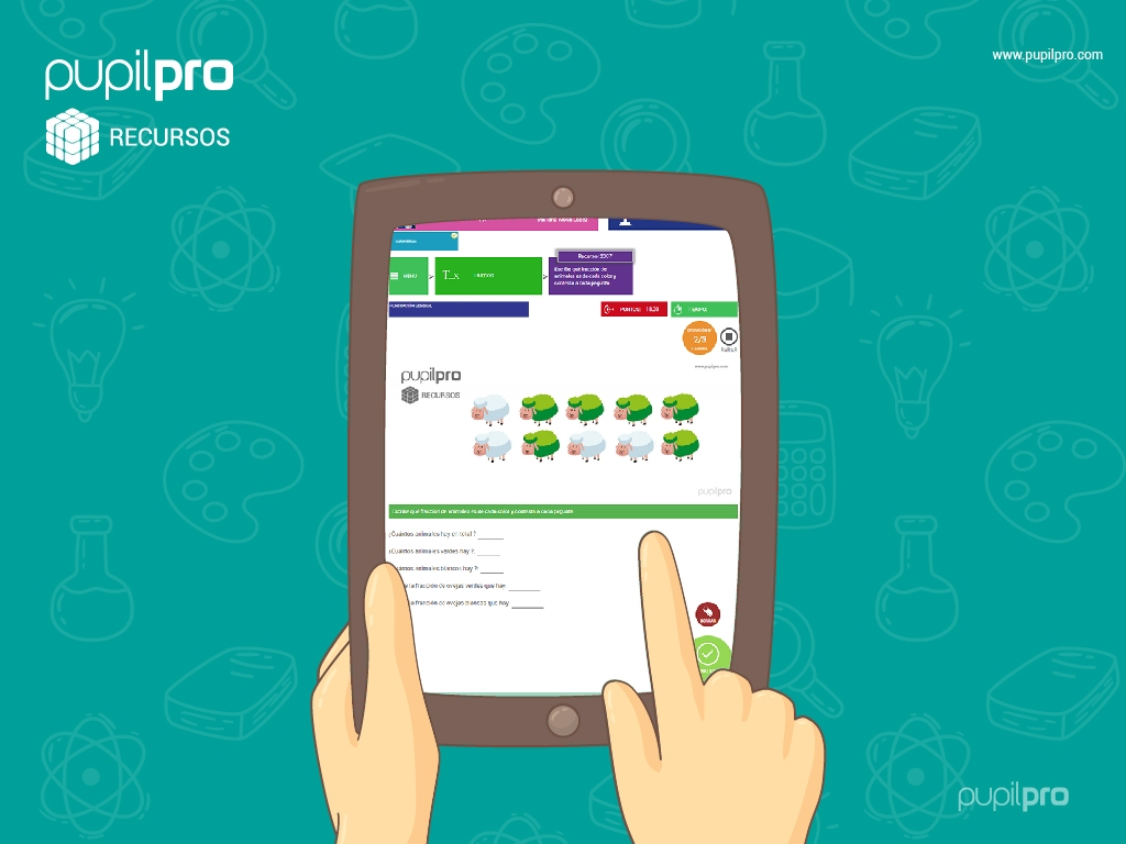 ¿Quieres introducir las tablet dentro del aula? Aquí  te explicamos cómo hacerlo de forma sencilla.