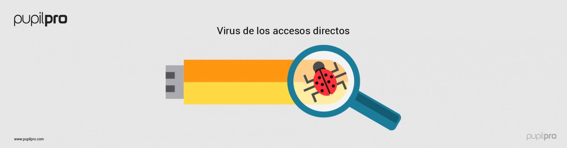 Desinfectar el virus de los accesos directos en los pendrives de colegios e institutos